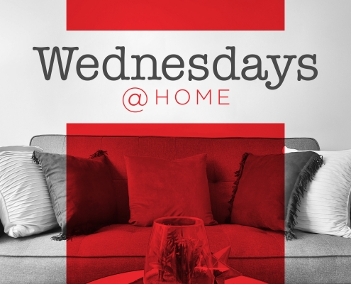 Wednesdays at Home: Share Your Story