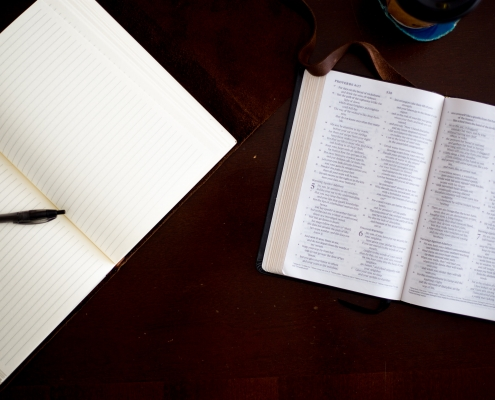 4 Questions I Ask Myself When I Read the Bible