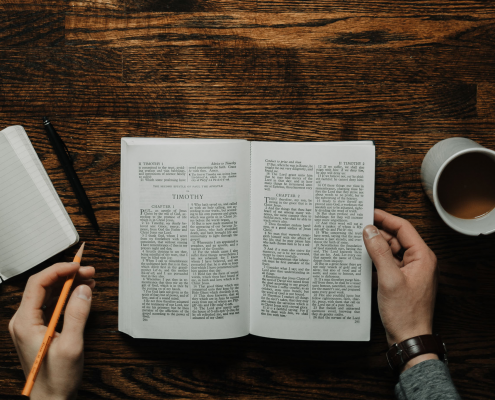 Reading the Bible: A Feast for the Soul